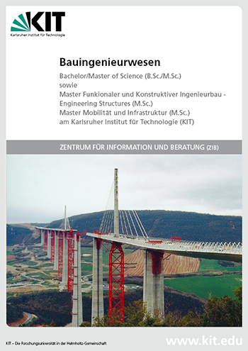 Water Science and Engineering (Master) Broschüre